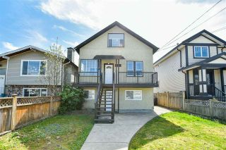 Photo 1: 1868 FRASER Avenue in Port Coquitlam: Glenwood PQ House for sale : MLS®# R2450634