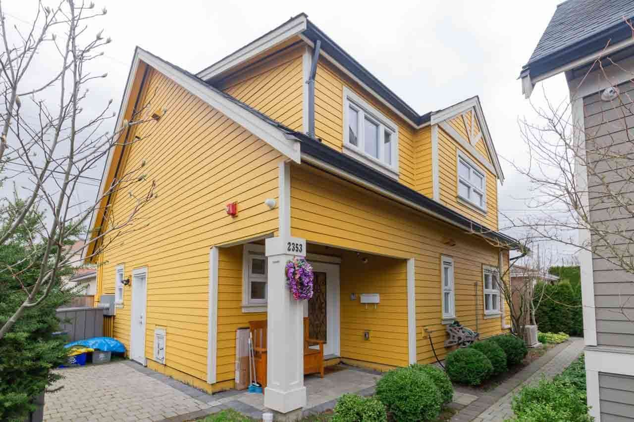 Main Photo: 2353 E 41ST Avenue in Vancouver: Collingwood VE House for sale (Vancouver East)  : MLS®# R2558105