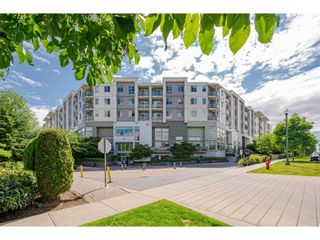 "Photo 2: 203 15850 26 Avenue in Surrey: Grandview Surrey Condo for sale in ""Morgan Crossing 2 - The Summit House"" (South Surrey White Rock)  : MLS®# R2590876"