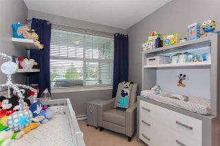 """Photo 15: 303 17712 57A Avenue in Surrey: Cloverdale BC Condo for sale in """"West on the Village Walk"""" (Cloverdale)  : MLS®# R2246954"""