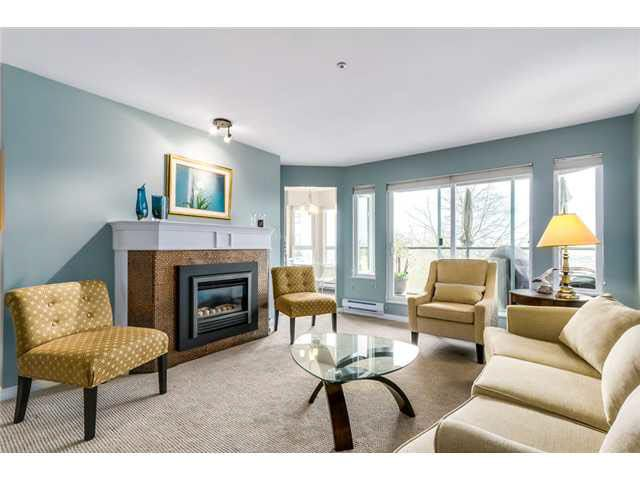 """Photo 2: Photos: 214 2250 SE MARINE Drive in Vancouver: Fraserview VE Condo for sale in """"WATERSIDE"""" (Vancouver East)  : MLS®# V1103977"""
