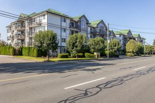 """Photo 34: 411 32044 OLD YALE Road in Abbotsford: Abbotsford West Condo for sale in """"Green Gables"""" : MLS®# R2611024"""