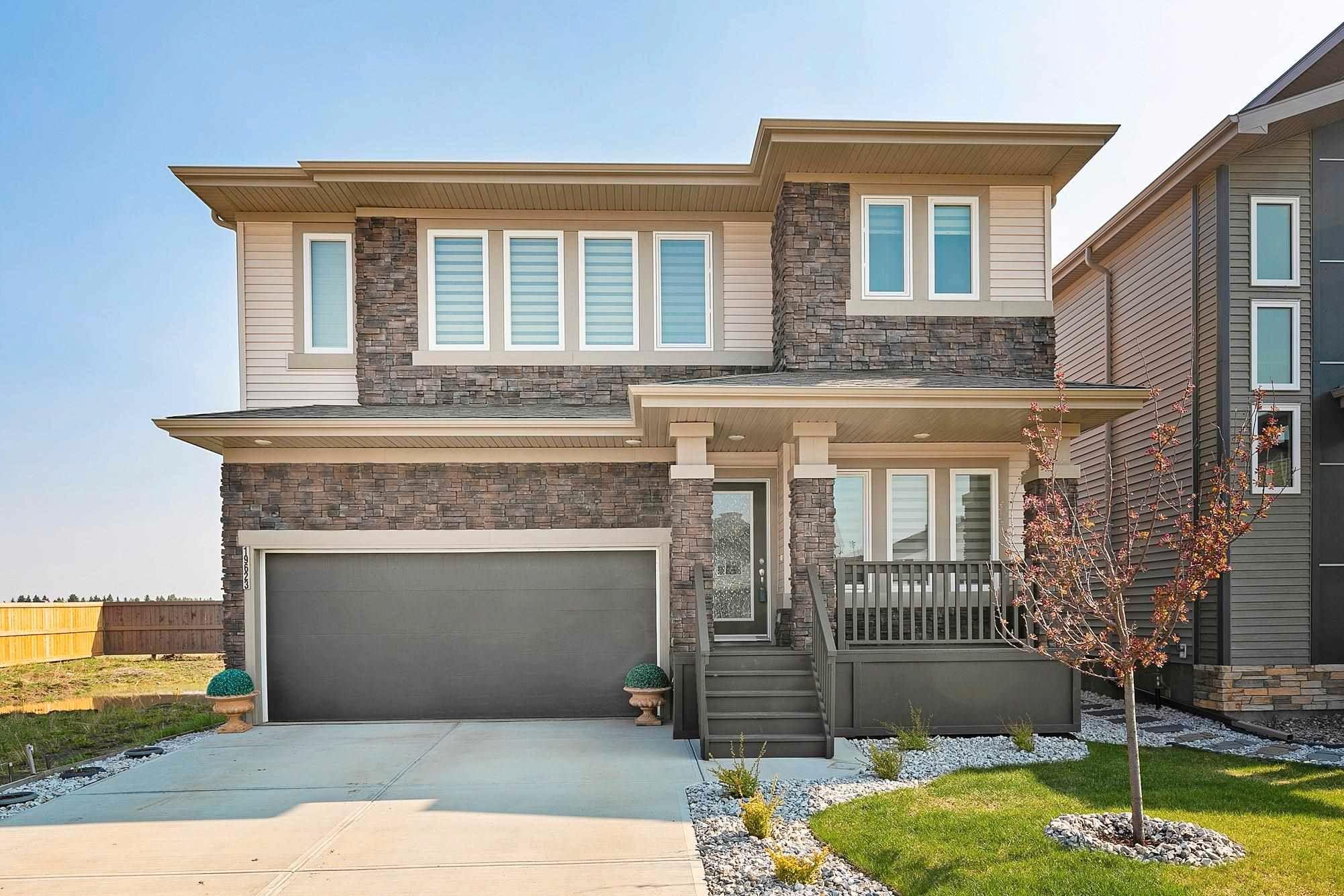 Main Photo: 19623 26 Avenue in Edmonton: Zone 57 House for sale : MLS®# E4246587