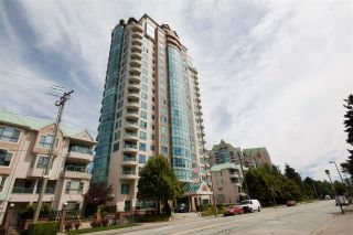 "Photo 1: 1201 3071 GLEN Drive in Coquitlam: North Coquitlam Condo for sale in ""Park Laurent"" : MLS®# R2301584"