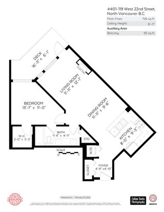"""Photo 20: 401 119 W 22ND Street in North Vancouver: Central Lonsdale Condo for sale in """"Anderson Walk"""" : MLS®# R2436594"""
