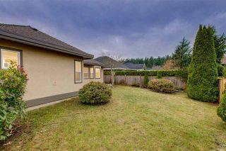 Photo 36: 14917 24A AVENUE in Surrey: Sunnyside Park Surrey House for sale (South Surrey White Rock)  : MLS®# R2519092
