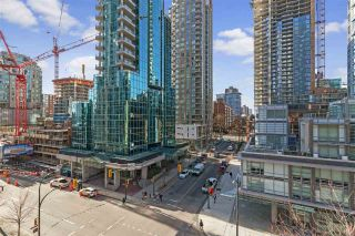 Photo 3: 605 789 DRAKE STREET in Vancouver: Downtown VW Condo for sale (Vancouver West)  : MLS®# R2444128