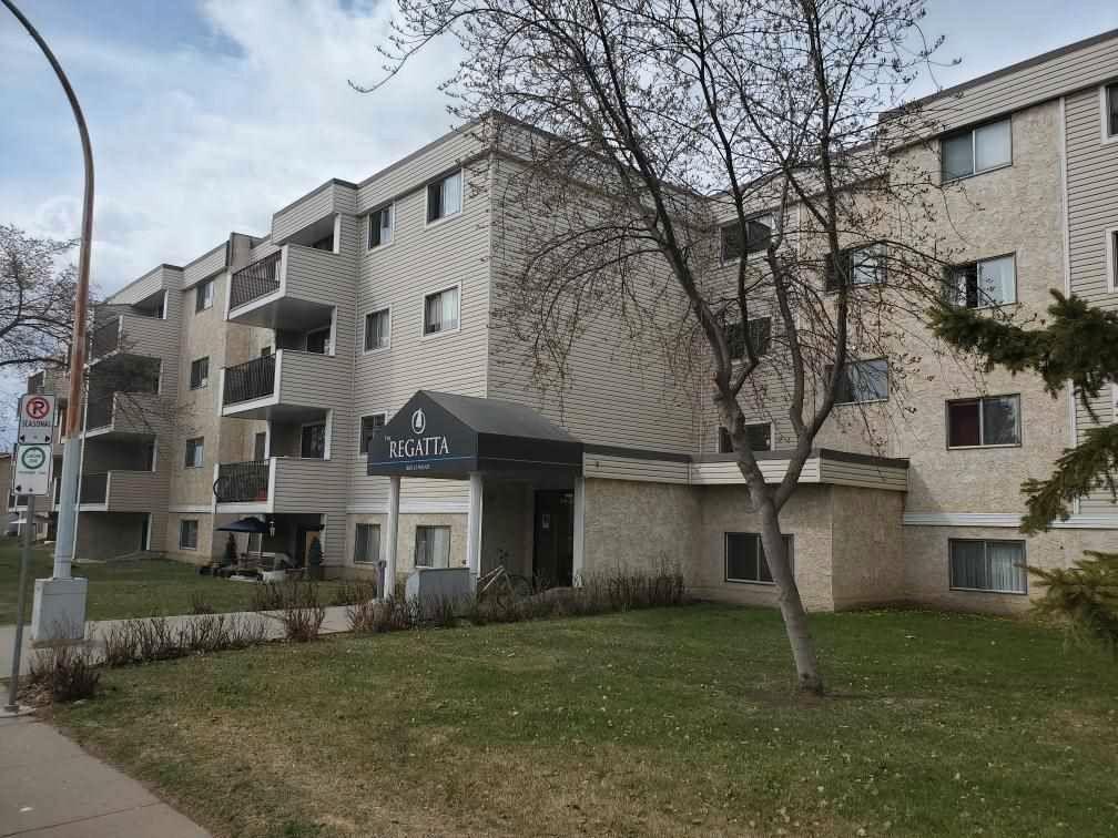 Main Photo: 322 3610 43 Avenue in Edmonton: Zone 29 Condo for sale : MLS®# E4255175