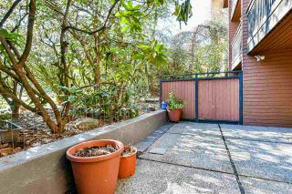 """Photo 19: 103 37 AGNES Street in New Westminster: Downtown NW Condo for sale in """"Agnes Court"""" : MLS®# R2565240"""