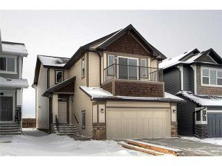 Photo 1: 129 AUBURN MEADOWS Boulevard SE in Calgary: Auburn Bay Residential Detached Single Family for sale : MLS®# C3646653