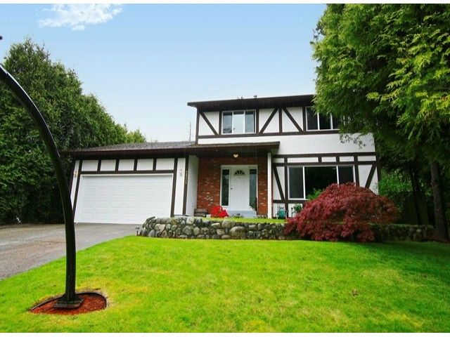 """Main Photo: 2921 MCCOLL Court in Abbotsford: Abbotsford East House for sale in """"McMillan"""" : MLS®# F1411159"""