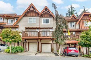 """Photo 1: 144 2000 PANORAMA Drive in Port Moody: Heritage Woods PM Townhouse for sale in """"Mountain's Edge by Parklane"""" : MLS®# R2620218"""