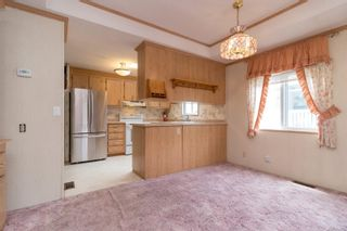 Photo 4: 410 2850 Stautw Rd in : CS Hawthorne Manufactured Home for sale (Central Saanich)  : MLS®# 878706