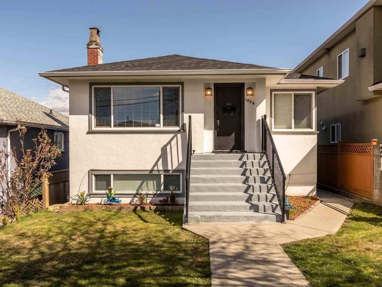 Main Photo: 1036 NOOTKA Street in Vancouver: Renfrew VE House for sale (Vancouver East)  : MLS®# R2560660