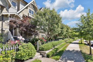 """Photo 1: 13 10595 DELSOM Crescent in Delta: Nordel Townhouse for sale in """"Capella"""" (N. Delta)  : MLS®# R2597842"""