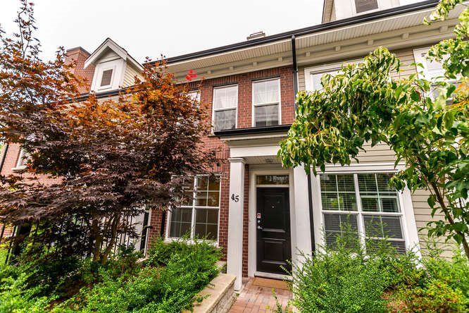 Main Photo: 45 7458 BRITTON Street in Burnaby: Edmonds BE Townhouse for sale (Burnaby East)  : MLS®# R2202502