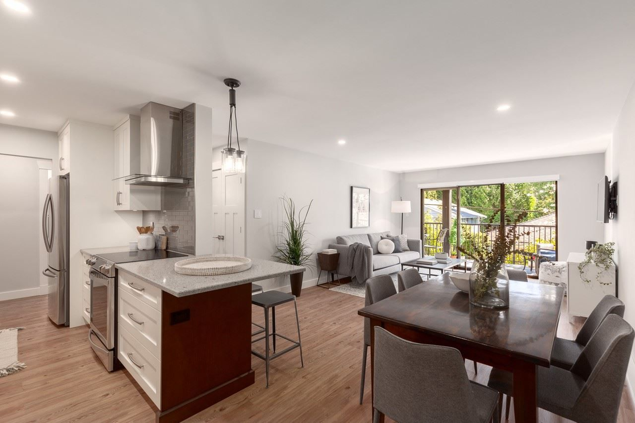 """Main Photo: 206 101 E 29TH Street in North Vancouver: Upper Lonsdale Condo for sale in """"Coventry House"""" : MLS®# R2569721"""