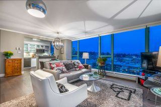"""Photo 5: 1401 120 W 2ND Street in North Vancouver: Lower Lonsdale Condo for sale in """"The Observatory"""" : MLS®# R2526275"""