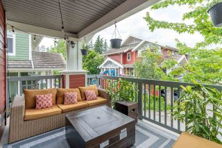 """Photo 17: 85 15168 36 Avenue in Surrey: Morgan Creek Townhouse for sale in """"Solay"""" (South Surrey White Rock)  : MLS®# R2469056"""