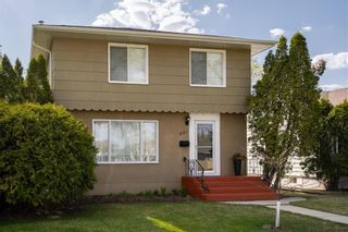 Photo 1: 661 Campbell Street in Winnipeg: River Heights Residential for sale (1D)  : MLS®# 202111631