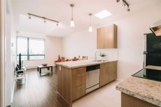 """Photo 1: 408 5211 GRIMMER Street in Burnaby: Metrotown Condo for sale in """"OAKTERRA"""" (Burnaby South)  : MLS®# R2542693"""