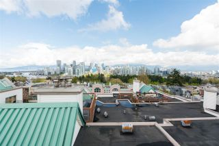"""Photo 20: 310 910 W 8TH Avenue in Vancouver: Fairview VW Condo for sale in """"The Rhapsody"""" (Vancouver West)  : MLS®# R2580243"""