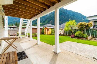 Photo 28: 20989 GREENWOOD Drive in Hope: Hope Kawkawa Lake House for sale : MLS®# R2574595