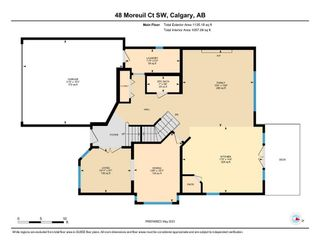 Photo 44: 48 Moreuil Court SW in Calgary: Garrison Woods Detached for sale : MLS®# A1104108