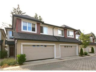 """Photo 1: 11 10711 NO 5 Road in Richmond: Ironwood Townhouse for sale in """"SOUTHWIND"""" : MLS®# V1135931"""