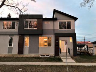 Main Photo: 10010 113 Avenue NW in Edmonton: Zone 08 House Half Duplex for sale : MLS®# E4267557