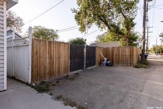 Photo 40: 826 3rd Avenue North in Saskatoon: City Park Residential for sale : MLS®# SK865232