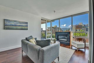"""Photo 3: 508 1675 W 8TH Avenue in Vancouver: Kitsilano Condo for sale in """"Camera by Intracorp"""" (Vancouver West)  : MLS®# R2604147"""