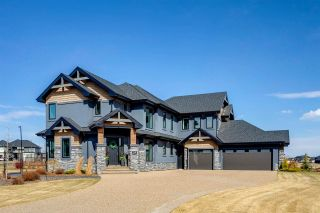 Photo 1: 24 Manor Pointe Close: Rural Sturgeon County House for sale : MLS®# E4243383