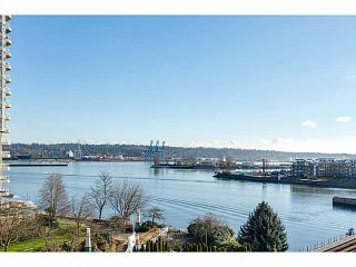 """Photo 2: 602 8 LAGUNA Court in New Westminster: Quay Condo for sale in """"THE EXCELSIOR"""" : MLS®# V1102450"""