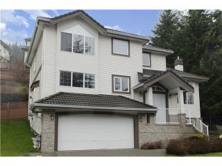 Photo 1: 1611 PLATEAU CR in Coquitlam: Westwood Plateau House for sale : MLS®# V995382