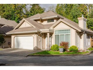 "Photo 1: 39 9025 216 Street in Langley: Walnut Grove Townhouse for sale in ""Coventry Woods"" : MLS®# R2508281"
