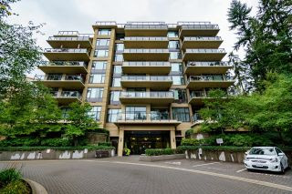 """Photo 1: 710 1415 PARKWAY Boulevard in Coquitlam: Westwood Plateau Condo for sale in """"CASCADES"""" : MLS®# R2621371"""