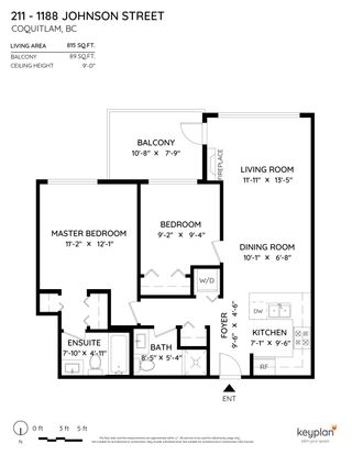 "Photo 32: 211 1188 JOHNSON Street in Coquitlam: Eagle Ridge CQ Condo for sale in ""MAYA"" : MLS®# R2601404"