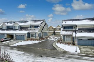Photo 39: 191 Silverado Plains Park SW in Calgary: Silverado Row/Townhouse for sale : MLS®# A1086865