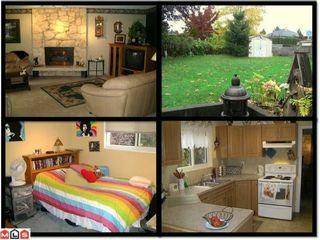 Photo 1: 13145 99A Avenue in Surrey: Cedar Hills House for sale (North Surrey)  : MLS®# F1026770