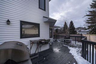 Photo 43: 442 Burton Road in Edmonton: Zone 14 House for sale : MLS®# E4235561