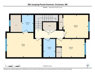Photo 41: 205 Jumping Pound Common: Cochrane Row/Townhouse for sale : MLS®# A1138561
