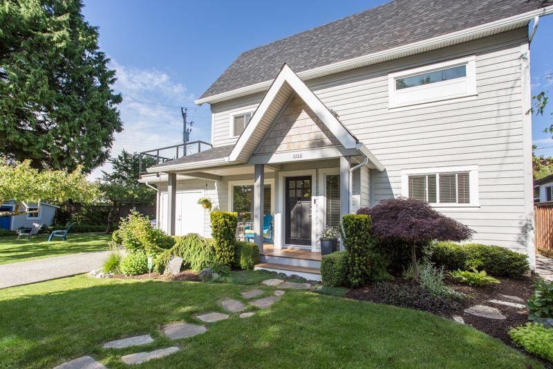 "Main Photo: 2882 MCKENZIE Avenue in Surrey: Crescent Bch Ocean Pk. House for sale in ""Crescent Beach"" (South Surrey White Rock)  : MLS®# R2460460"