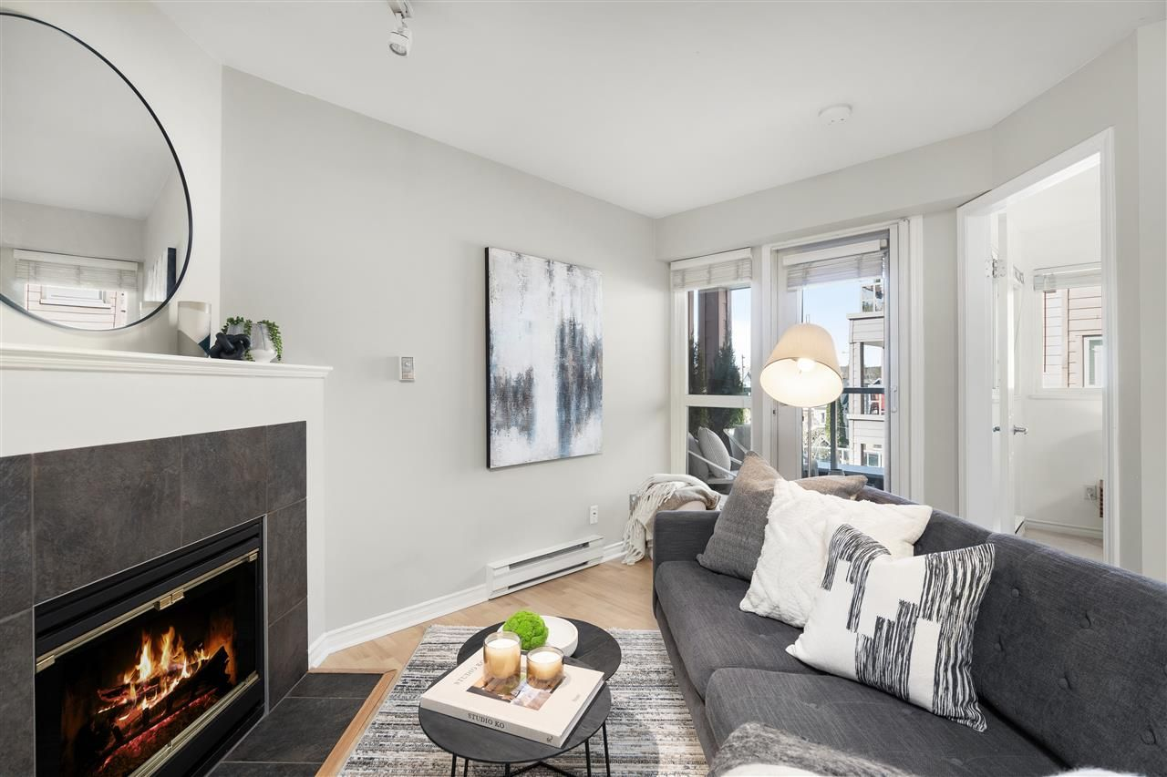 """Main Photo: 310 2025 STEPHENS Street in Vancouver: Kitsilano Condo for sale in """"STEPHENS COURT"""" (Vancouver West)  : MLS®# R2567263"""