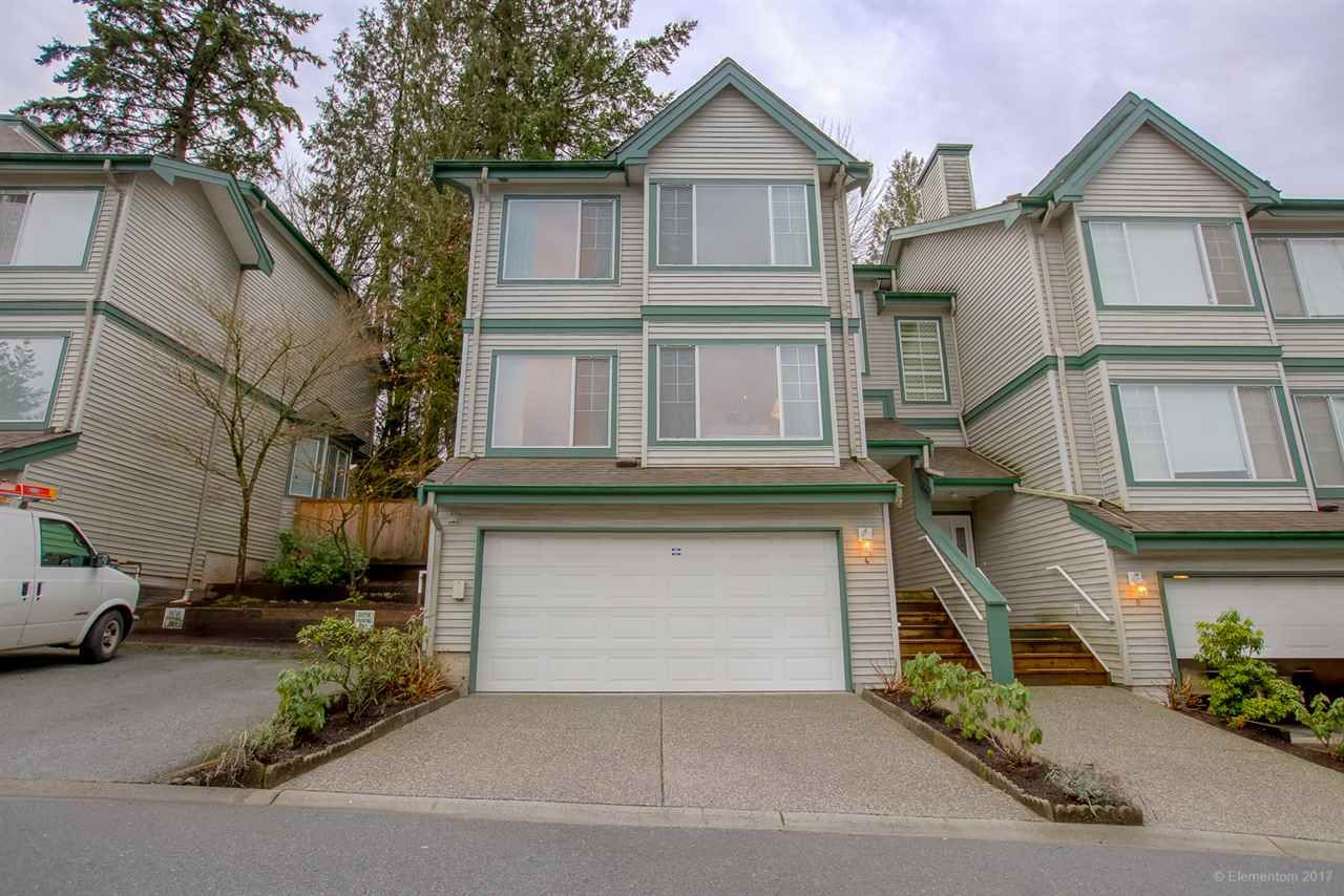 "Main Photo: 4 7465 MULBERRY Place in Burnaby: The Crest Townhouse for sale in ""SUNRIDGE"" (Burnaby East)  : MLS®# R2233606"