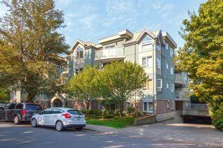 Photo 1: 207 2710 Grosvenor Rd in VICTORIA: Vi Oaklands Condo for sale (Victoria)  : MLS®# 801865