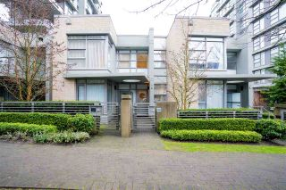 """Main Photo: TH3 9188 UNIVERSITY Crescent in Burnaby: Simon Fraser Univer. Townhouse for sale in """"ALTAIRE"""" (Burnaby North)  : MLS®# R2534796"""