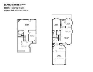 Photo 7: 210 Arbour Cliff Close NW in Calgary: Arbour Lake Semi Detached for sale : MLS®# A1086025