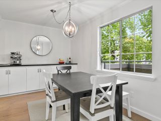 """Photo 10: 202 825 W 15TH Avenue in Vancouver: Fairview VW Condo for sale in """"The Harrod"""" (Vancouver West)  : MLS®# R2614837"""