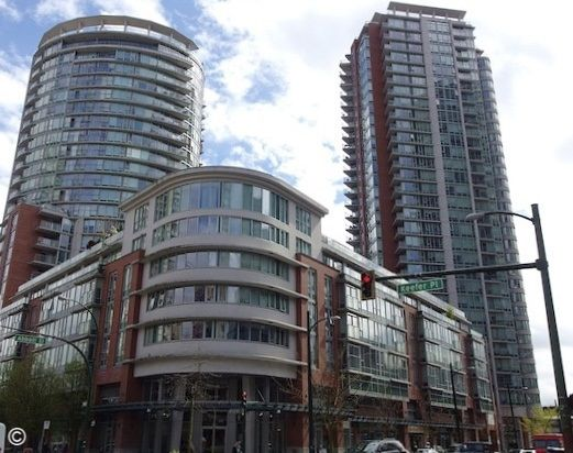 Main Photo: 605 618 ABBOTT STREET in : Downtown VW Condo for sale : MLS®# R2217659